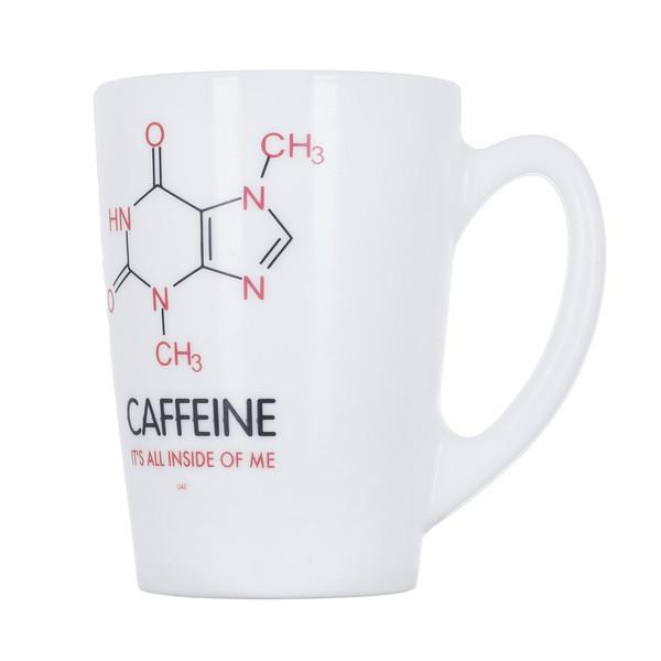 Чашка LUMINARC NEW MORNING CAFFINSTRY /320 мл (N8730)