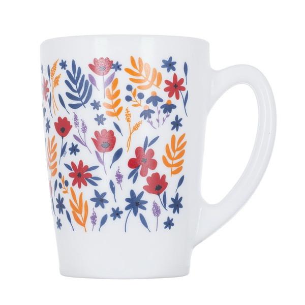 Чашка LUMINARC NEW MORNING SPRING FIESTA /320 мл (P5403)