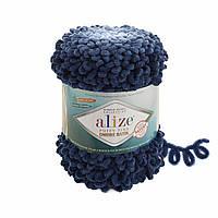 Пряжа для вязания руками Ализе Пуффи файн омбре батик PUFFY FINE OMBRE BATİK 7266