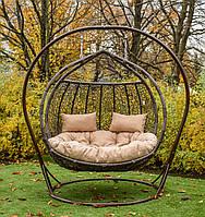 "Подвесное кресло-кокон ""Галант"" рошен, фото 1"