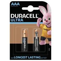 Батарейка DURACELL LR03 KPD 02*10 Ultra уп. 1x2 шт.