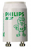 Стартер PHILIPS S 2 4-22W/1000 SER тех.уп