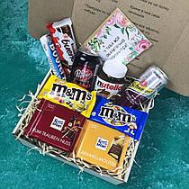 Подарочный Бокс City-A Box #58 для Мужчин и Женщин Сладкий Набор Sweet из 10 ед.