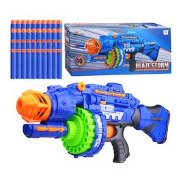 Бластеры / пистолеты / автоматы Nerf на поролоновых / гелиевых пулях