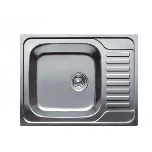 Мойка кухонная HAIBA 58x48 (polish) (HB0550)