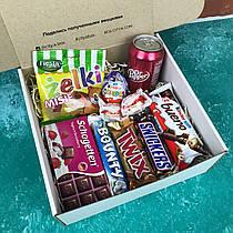 Подарочный Бокс City-A Box #86 для Мужчин и Женщин Сладкий Набор Sweet из 9 ед.