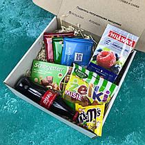 Подарочный Бокс City-A Box #87 для Мужчин и Женщин Сладкий Набор Sweet из 8 ед.