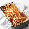 Овощные чипсы из пастернака, 40 грамм: заменяют 450-500 г свежего пастернака