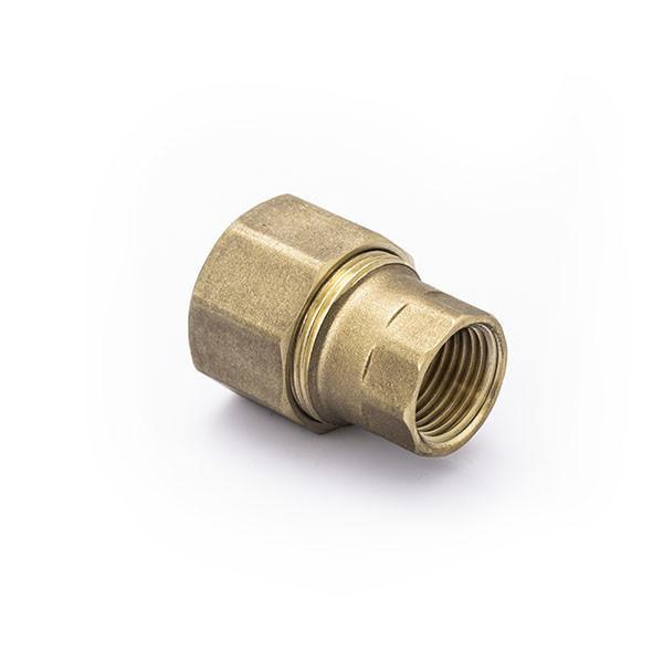 Врезка для трубы усиленная GEBO 22 мм*1/2'' (KR2711)