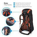 Туристический рюкзак Osprey Exos 48 МD. Походный, треккинговый рюкзак., фото 6