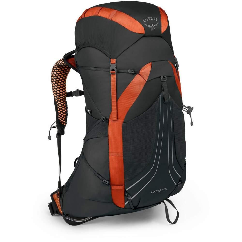 Туристический рюкзак Osprey Exos 48 МD. Походный, треккинговый рюкзак.