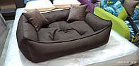 Лежак.Диван лежанка Premium для больших собак всех  100 х 80 см.Лежанка,Лежаки,лежак,лежак для кошки,лежак