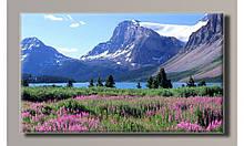 Картина на холсте Скалы 3  для интерьера