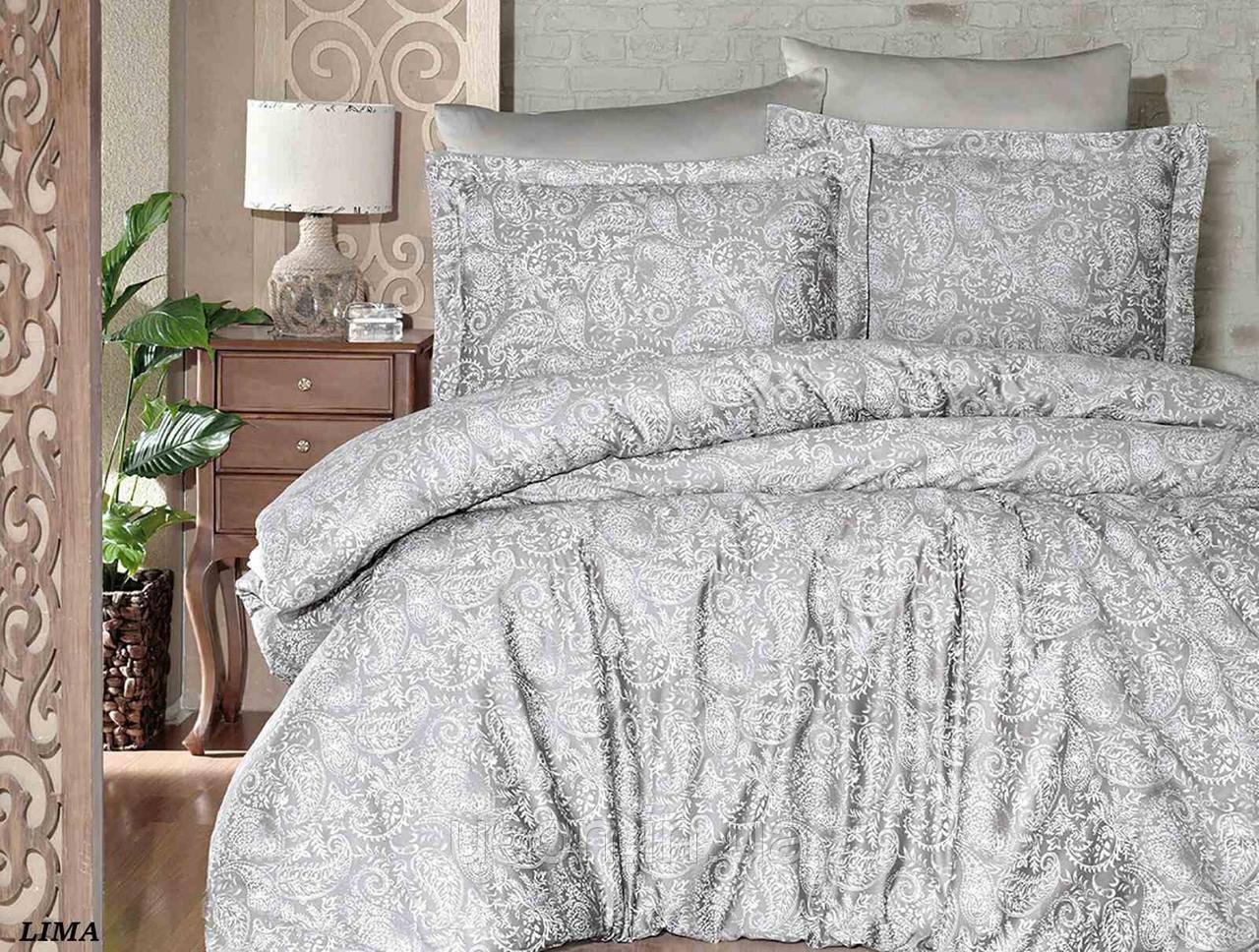 Комплект постельного белья сатин First Choice Lima