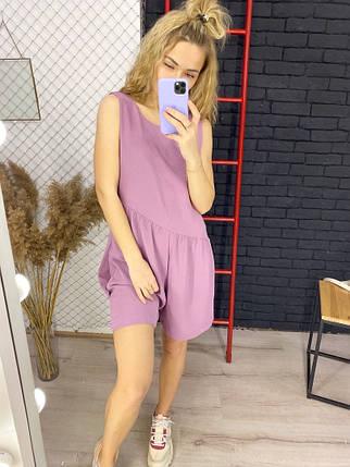 Комбинезон шорты женский, фото 2