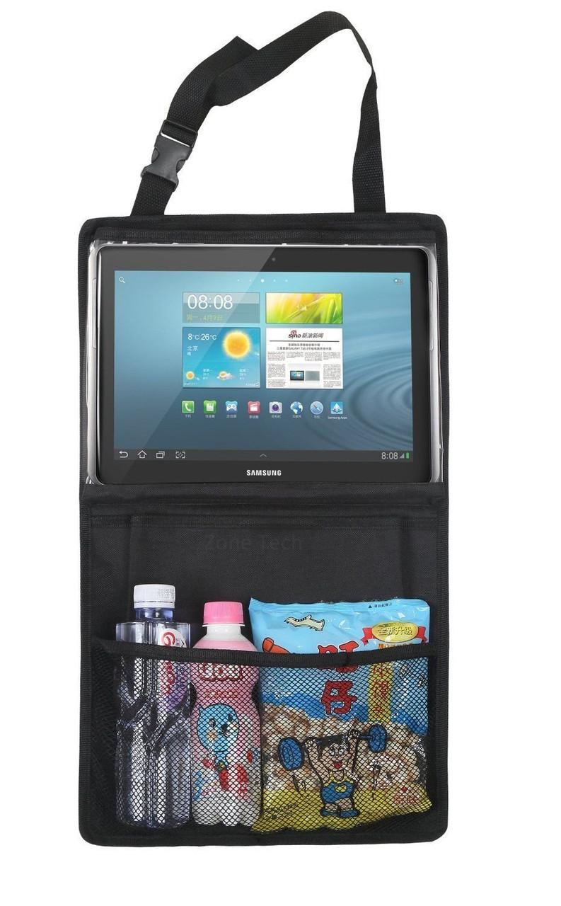 Органайзер для автомобиля Car Back Tablet Organizer