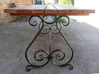 Стол для дачи Пикник 1,5х0,76м (тр.15х15), фото 1