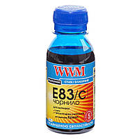 Чернила WWM Epson Stylus Photo T50/P50/PX660 100г Cyan (E83/C-2)