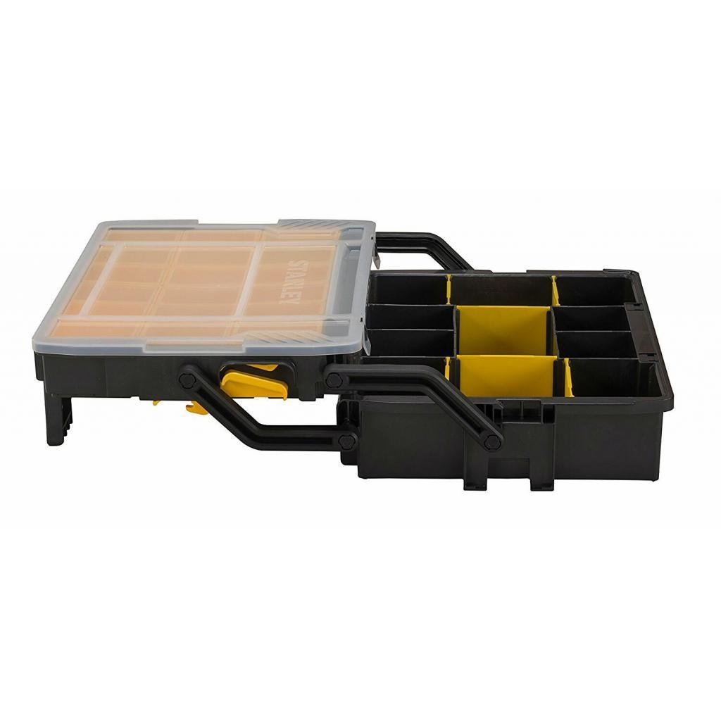 Ящик для инструментов Stanley органайзер SORTMASTER MULTILEVEL 30х10х114 см (STST1-75540)