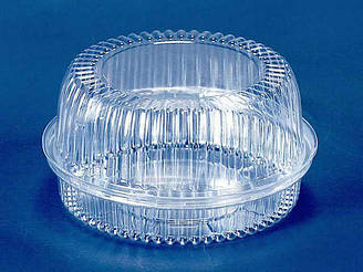 Блистирная упаковка ПС-220 (V1800мл) Ф196*95 (50 шт)