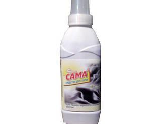 Средство для стирки 500г САМА BLACK для черных тканей