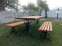 Стол  садовый Лето 2м (0,86х2м), фото 1