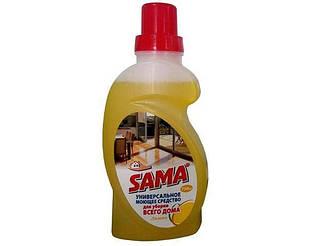 Средство  для полов САМА Лимон 750мл