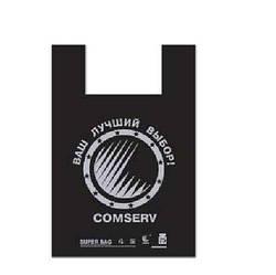 Пакет майка БМВ 43см 75см Сomserv цветной (100 шт)