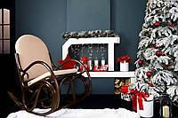 Кресло-качалка из ротанга Олимп, фото 1