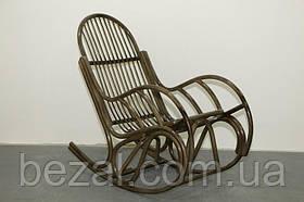 Кресло-качалка из ротанга Бриз