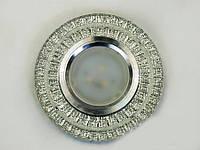 Встраиваемый светильник с светодиодной подсветкой 2067, фото 1