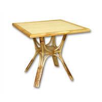 Стол квадратный плетенный из ротанга Триумф, фото 1