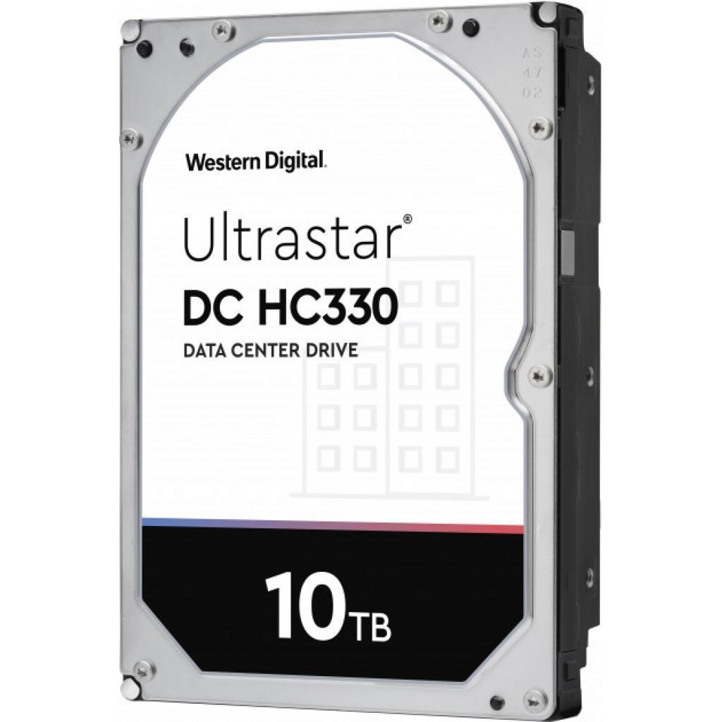 """Жесткий диск 3.5\"""" 10TB Western Digital (0B42266 / WUS721010ALE6L4)"""