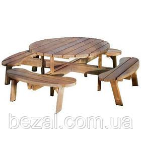 Набор садовой мебели обеденный Камелот