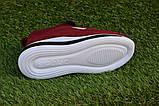 Детские стильные кроссовки Fila фила бордовые р32-37, копия, фото 5