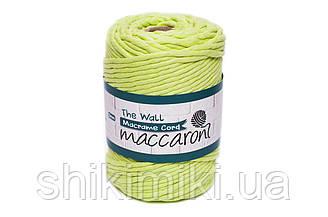 Эко шнур Macrame Cord 5 mm, цвет Салатовый