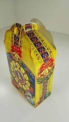 Новогодние коробки для конфет, новогодние часы