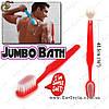 """Щітка-мочалка для тіла - """"Jumbo Bath"""" - 40 см"""