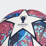 Мяч футбольный Adidas Finale Istanbul Mini FH7348 (размер 1), фото 3