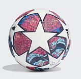 Мяч футбольный Adidas Finale Istanbul Mini FH7348 (размер 1), фото 2