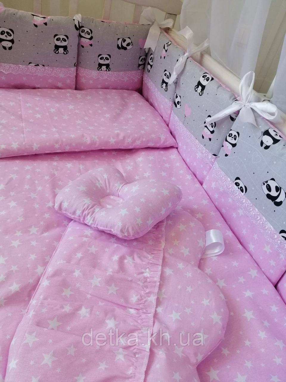 """Комплект """"Comfort"""" в детскую кроватку"""