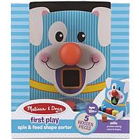 Развивающая игрушка Melissa&Doug сортер Игривый щенок (MD40121)