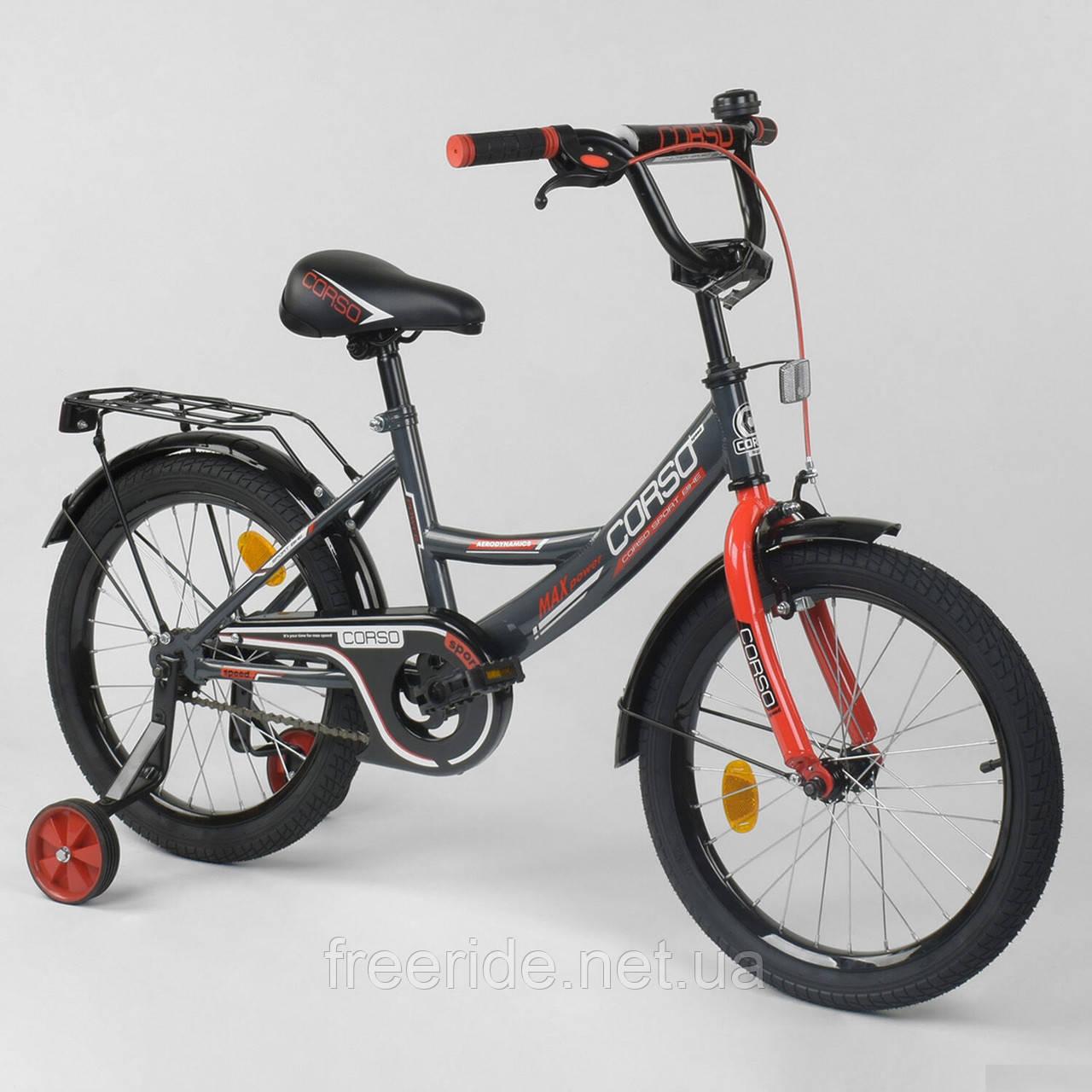 Детский Велосипед CORSO CL-18 R