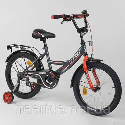 Детский Велосипед CORSO CL-18 R, фото 2