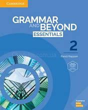Книга Grammar and Beyond Essentials 2 / грамматика