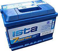 Аккумулятор ISTA 7 Series 6СТ-65 A2 Н Евро 640 A(EN) (565 22 14)
