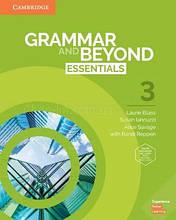 Учебник Grammar and Beyond Essentials Level 3 / грамматика