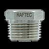 "Фитинг футорка Raftec 1 1/2""х3/4"" F0502, фото 3"