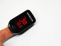 Пульсоксиметр на палец RLM230, пульсометр, оксиметр, фото 2