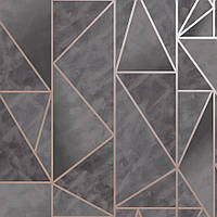 Charon Charcoal_Rose Gold, фото 1